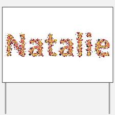 Natalie Fiesta Yard Sign