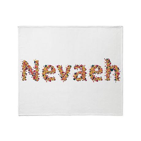 Nevaeh Fiesta Throw Blanket