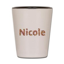Nicole Fiesta Shot Glass