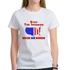 STOP The Invasion Tee