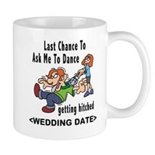 Bachelor Party Personalized (Date) Mug