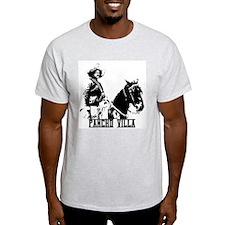 Pancho Villa Ash Grey T-Shirt