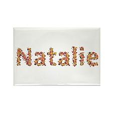 Natalie Fiesta Rectangle Magnet