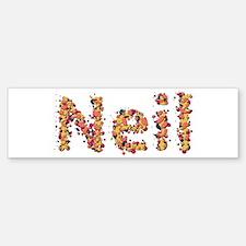Neil Fiesta Bumper Bumper Bumper Sticker