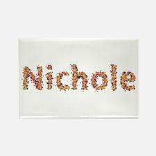 Nichole Fiesta Rectangle Magnet