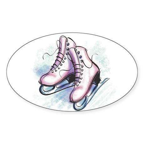 iceskating Sticker