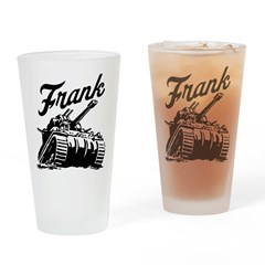 frank the Drinking Glass