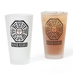 Staff Station Dharma Drinking Glass
