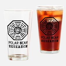 Hydra Polar Bear Research Drinking Glass