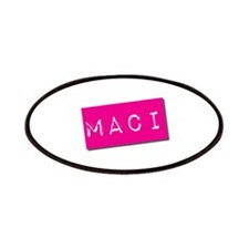 Maci Punchtape Patches