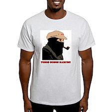 Todos Somos Marcos Ash Grey T-Shirt