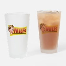 MILFs Loved Drinking Glass