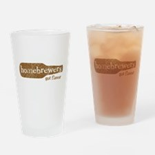 Homebrewers Got Flavor Drinking Glass