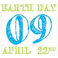 Earth Day 2009 April 22nd Poster