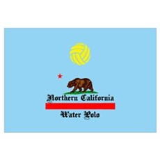 Nor-Cal Water Polo Framed Print