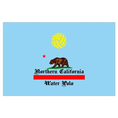 Nor-Cal Water Polo Poster