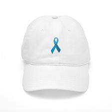 Light Blue Ribbon 'Survivor' Baseball Baseball Cap