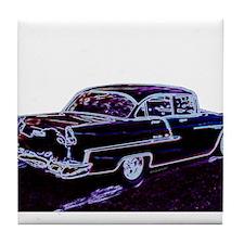 Low car Tile Coaster