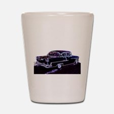 Funny 55 chevy Shot Glass