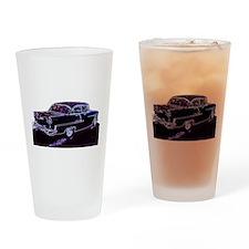 Unique American pop art Drinking Glass
