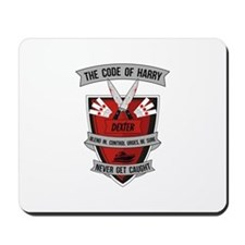 Dexter - The Code of Harry Mousepad