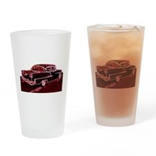 Unique Car cruise Drinking Glass