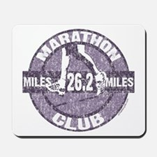 Marathon Club Mousepad