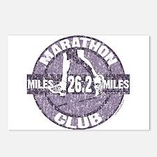 Marathon Club Postcards (Package of 8)