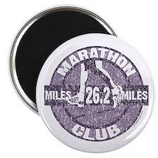 Marathon Club Magnet