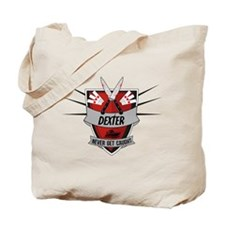 Dexter - Never Get Caught Tote Bag