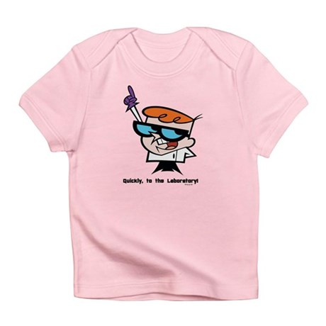 Dexter 39 s lab laboratory infant t shirt by cartoonfan for Design lab create your own shirt