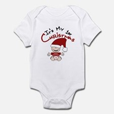 It's My 1st Christmas Infant Bodysuit
