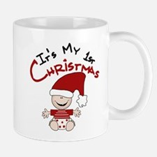 It's My 1st Christmas Mug