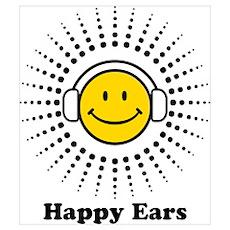 Happy Ears Poster