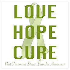 PTSD Awareness (lhc) Poster