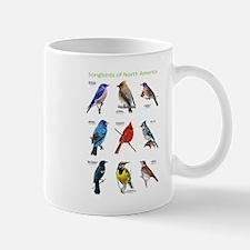 Songbirds of North America Mug