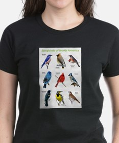 Songbirds of North America Tee