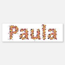 Paula Fiesta Bumper Bumper Bumper Sticker