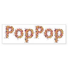PopPop Fiesta Bumper Bumper Sticker
