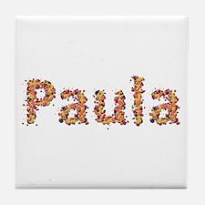 Paula Fiesta Tile Coaster
