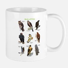 Northern American Birds of Prey Mug