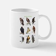 Northern American Birds of Prey Small Small Mug