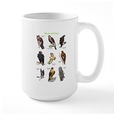 Northern American Birds of Prey Mug