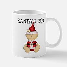 Santa's Boy Mug
