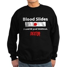 Dexter - Blood Slides Sweatshirt