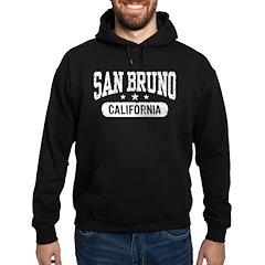 San Bruno California Hoodie