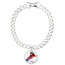 Cute Speed skating Bracelet