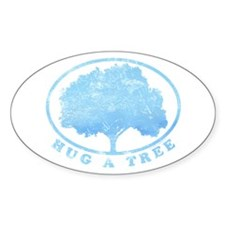 Hug A Tree Decal