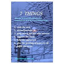 """""""7 Things"""""""