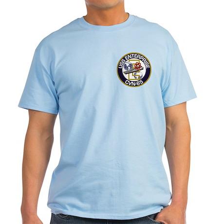 2-Sided Enterprise Light T-Shirt
